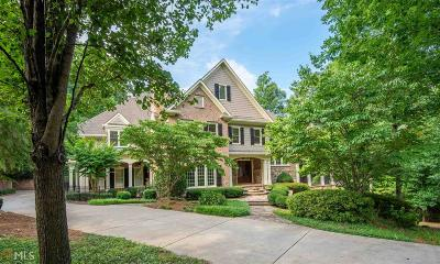 Roswell Single Family Home For Sale: 4163 Chimney Hts