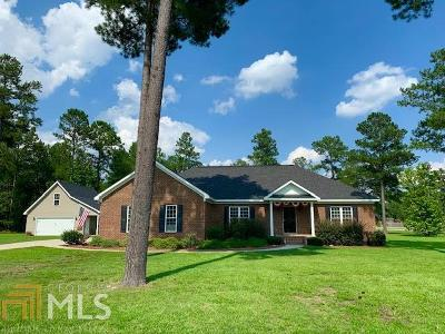 Brooklet Single Family Home For Sale: 324 Treasure Blvd