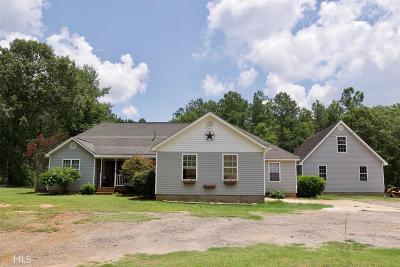 Barnesville Single Family Home For Sale: 308 Cannafax Rd