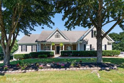 Hoschton Single Family Home For Sale: 175 Taylor Dr
