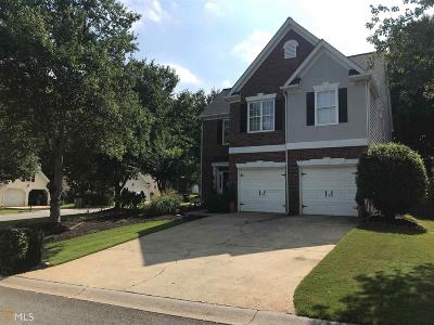 Woodstock Single Family Home For Sale: 3001 Ridgepoint Ln #102