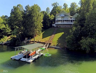 Blairsville Single Family Home New: 101 Falcon #104