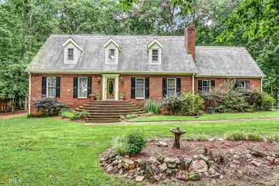 Cherokee County Single Family Home For Sale: 6695 Woodstock Rd