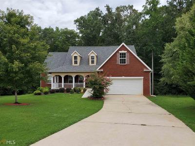 Covington Single Family Home For Sale: 30 Glen Ridge Ct