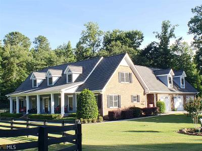 Monroe, Social Circle, Loganville Single Family Home For Sale: 3884 Lower Tanners Bridge Rd