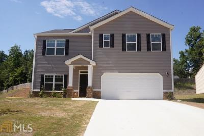 Winder Single Family Home For Sale: 1986 Roxey Ln