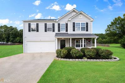 Cartersville Single Family Home Under Contract: 71 Abbey Ln
