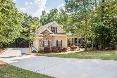 Newnan Single Family Home New: 44 S Arbor Shores