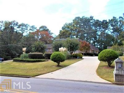 Stone Mountain Single Family Home Back On Market: 1988 Lilburn Stone Mountain Rd