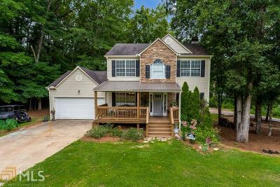 Covington Single Family Home For Sale: 375 Alcovy Way