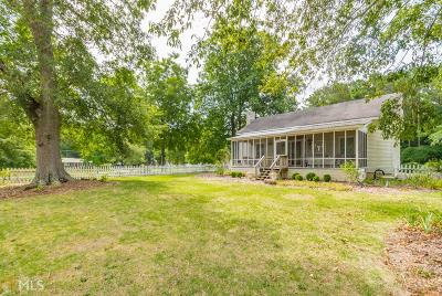 Hiram Single Family Home For Sale: 860 Morris Rd