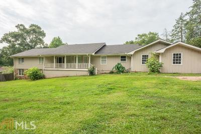 Covington Single Family Home For Sale: 11815 Brown Bridge Rd