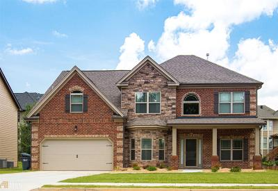 Loganville Single Family Home New: 715 Lilac Mist Dr