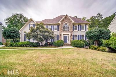 Powder Springs Single Family Home For Sale: 819 Weeping Willow Dr