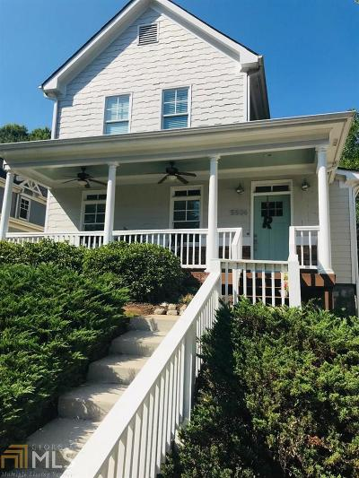 Flowery Branch Single Family Home For Sale: 5506 Chestnut St