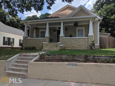 Chosewood Park Single Family Home Under Contract: 1353 Grant St