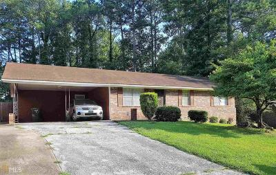 College Park Single Family Home For Sale: 2445 Cheryl Lynne