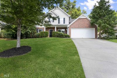 Newnan Single Family Home New: 43 Fairway Dr