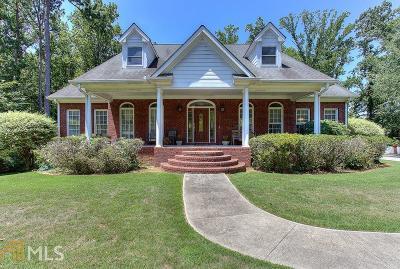 Conyers Single Family Home New: 2931 Revere Cv