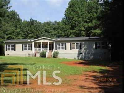 Barnesville Single Family Home For Sale: 2263 Willis Rd