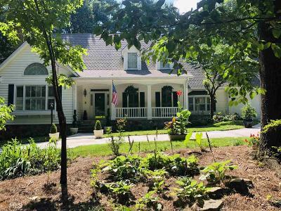 Cartersville Single Family Home New: 34 Johnston Row