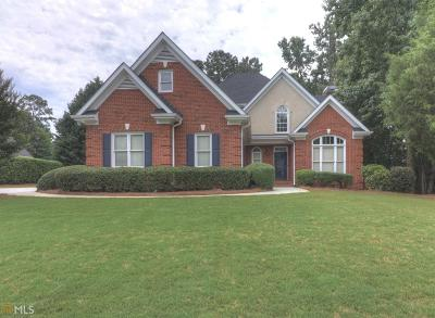 Conyers Single Family Home New: 1871 Lancaster Dr