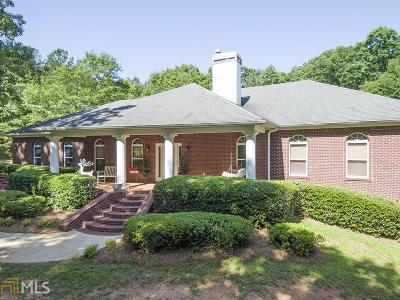 Henry County Single Family Home New: 3630 South Ola Rd