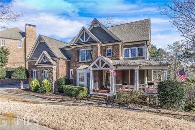 Sugar Hill Single Family Home New: 6011 Lost Maple Ln