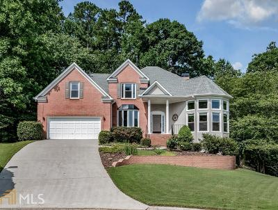 Suwanee Single Family Home New: 6255 Zinfandel Dr