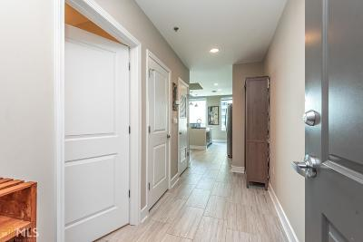 Plaza Midtown Condo/Townhouse For Sale: 44 Peachtree Pl #1428