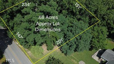 Snellville Residential Lots & Land For Sale: Greenvalley Rd