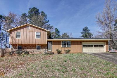 Single Family Home Under Contract: 2292 Cherokee Valley Cir