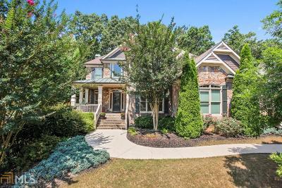 Acworth Single Family Home For Sale: 6288 Fernstone Trl