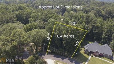 Gwinnett County Residential Lots & Land New: 3739 Lea Ho Ln
