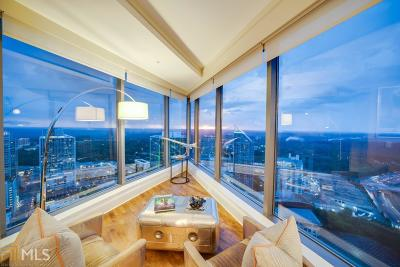 Sovereign Condo/Townhouse For Sale: 3344 Peachtree Rd #3201