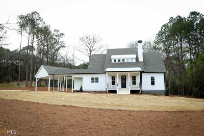 Newnan Single Family Home New: Magnolia Estates #Lot 1