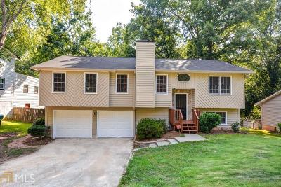 Snellville Single Family Home New: 2929 Quinbery Dr