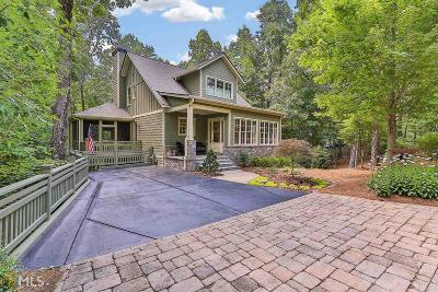 Single Family Home For Sale: 18 Choctaw Ridge