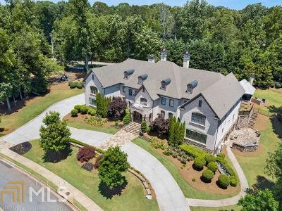 Alpharetta, Milton, Roswell Single Family Home For Sale: 5005 Heatherwood Ct