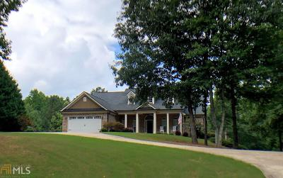 Paulding County Single Family Home New: 173 Frey Rd