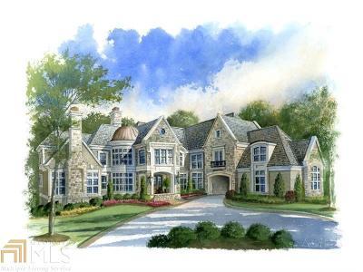 Alpharetta, Milton, Roswell Single Family Home For Sale: Cedar Ridge Dr