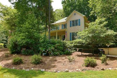 Woodstock Single Family Home New: 602 Chase Trl