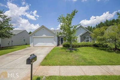 Acworth Single Family Home New: 6110 Buck Hollow Dr