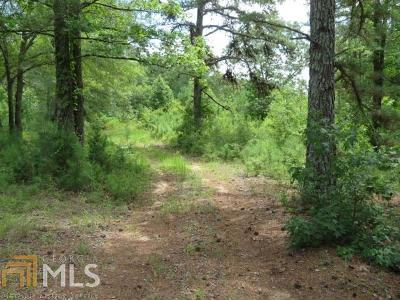 Elbert County Residential Lots & Land For Sale: 1626 Aer Hughes Rd
