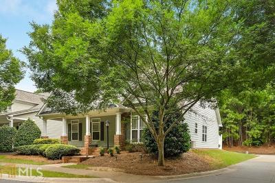 Suwanee Single Family Home New: 599 Jackson St