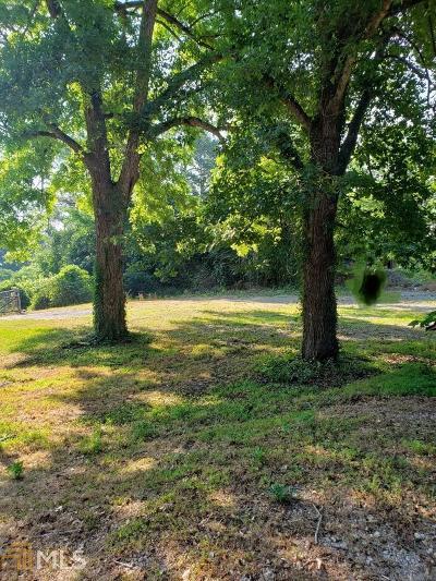 Gwinnett County Residential Lots & Land New: Beaver Ruin
