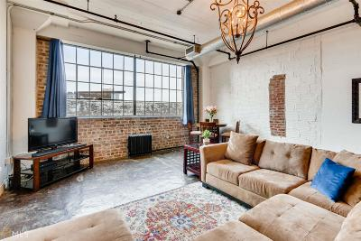 Giant Lofts Condo/Townhouse For Sale: 426 Marietta St #412