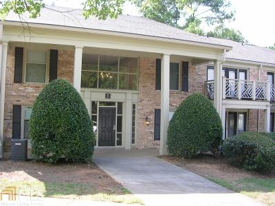 Brookhaven Condo/Townhouse For Sale: 3650 Ashford Dunwoody Rd #621