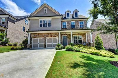 Suwanee Single Family Home New: 3605 Claiborne Farm
