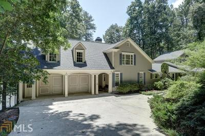 Roswell, Sandy Springs Single Family Home For Sale: 8370 Valley Tarn
